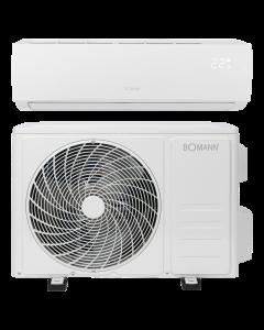 Bomann Inverter-Klimasplitgerät CL 6046 QC CB weiß