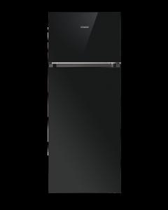 Bomann Doppeltür-Kühlschrank DT 7318 schwarz