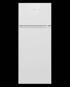 Bomann Doppeltür-Kühlschrank DT 7318.1 weiß