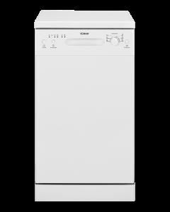 Bomann Geschirrspüler GSP 7405 weiß