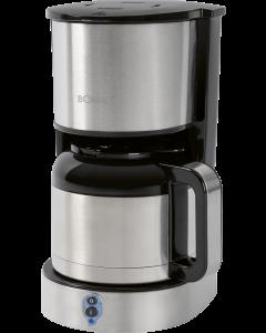 Bomann Thermo-Kaffeeautomat KA 6037 CB Edelstahl/schwarz