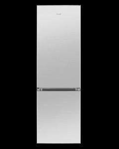 Bomann Kühl-/Gefrierkombination KG 184.1 Edelstahl-Optik