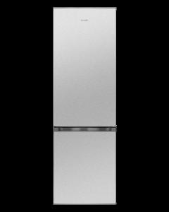 Bomann Kühl-/Gefrierkombination KG 184 edelstahloptik