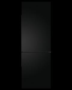 Bomann Kühl-/Gefrierkombination KG 7306 Glas schwarz glänzend
