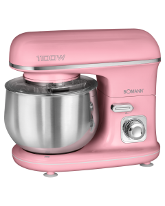Bomann Knetmaschine KM 6030 CB pink