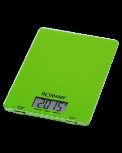 Bomann Küchenwaage KW 1515 CB grün
