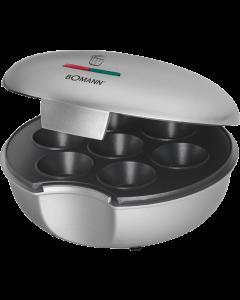 Bomann Muffin-Maker MM 5020 CB silber