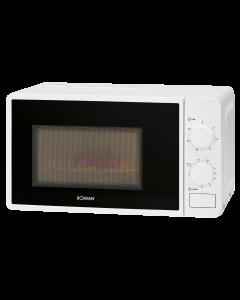 Bomann Mikrowelle mit Grill MWG 6015 CB weiß