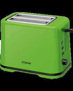 Bomann Toastautomat TA 1577 CB grün