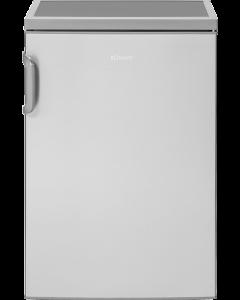 Bomann Vollraumkühlschrank VS 2195 edelstahloptik